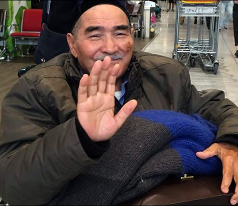 Talib Yakubov de retour en Ouzbékistan après 12 ans d'exil en France