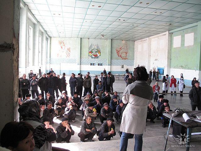 Oumoutai Dauletova Kirghizstan Féminisme Réunion Rencontre