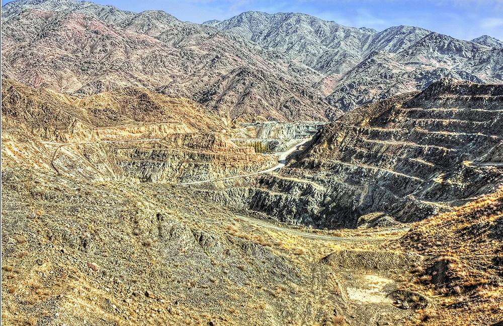 Mine Tchadak Ferghana