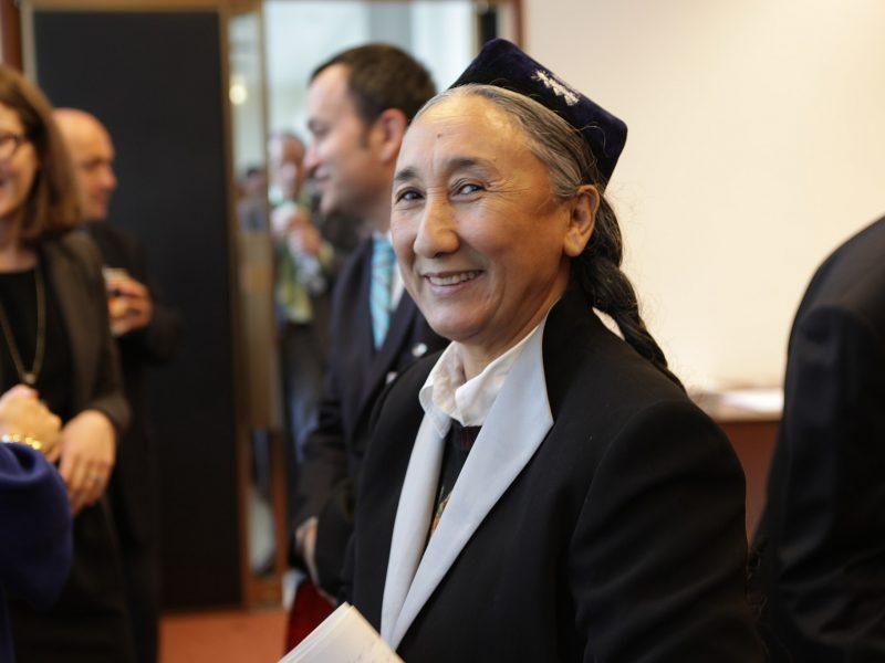 Rebiya Kadeer Congrès mondial Ouïghour Xinjiang Chine