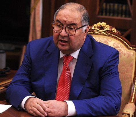 Alicher Ousmanov Oligarque Ouzbékistan Russie