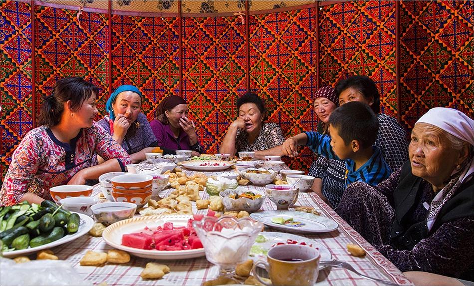 Mariage kirghiz Tokmok