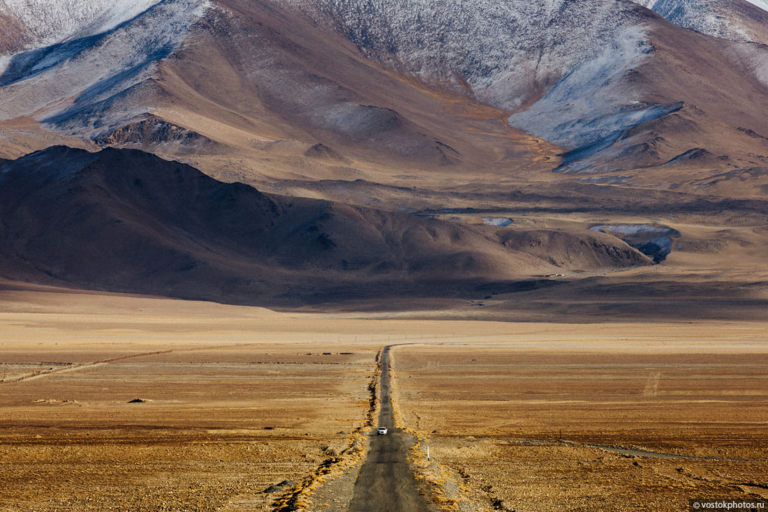 Tadjikistan Pamir Montagne Reportage Paysages Frontière Kirghizstan Route