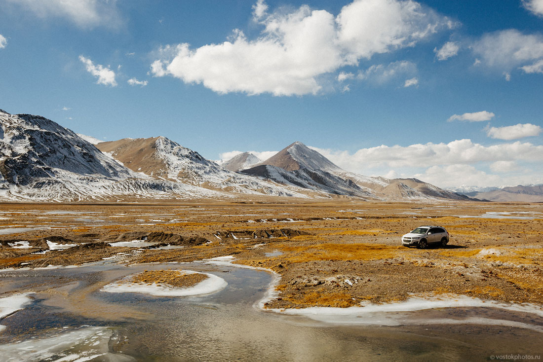 Tadjikistan Pamir Montagne Reportage Paysages Mourghab