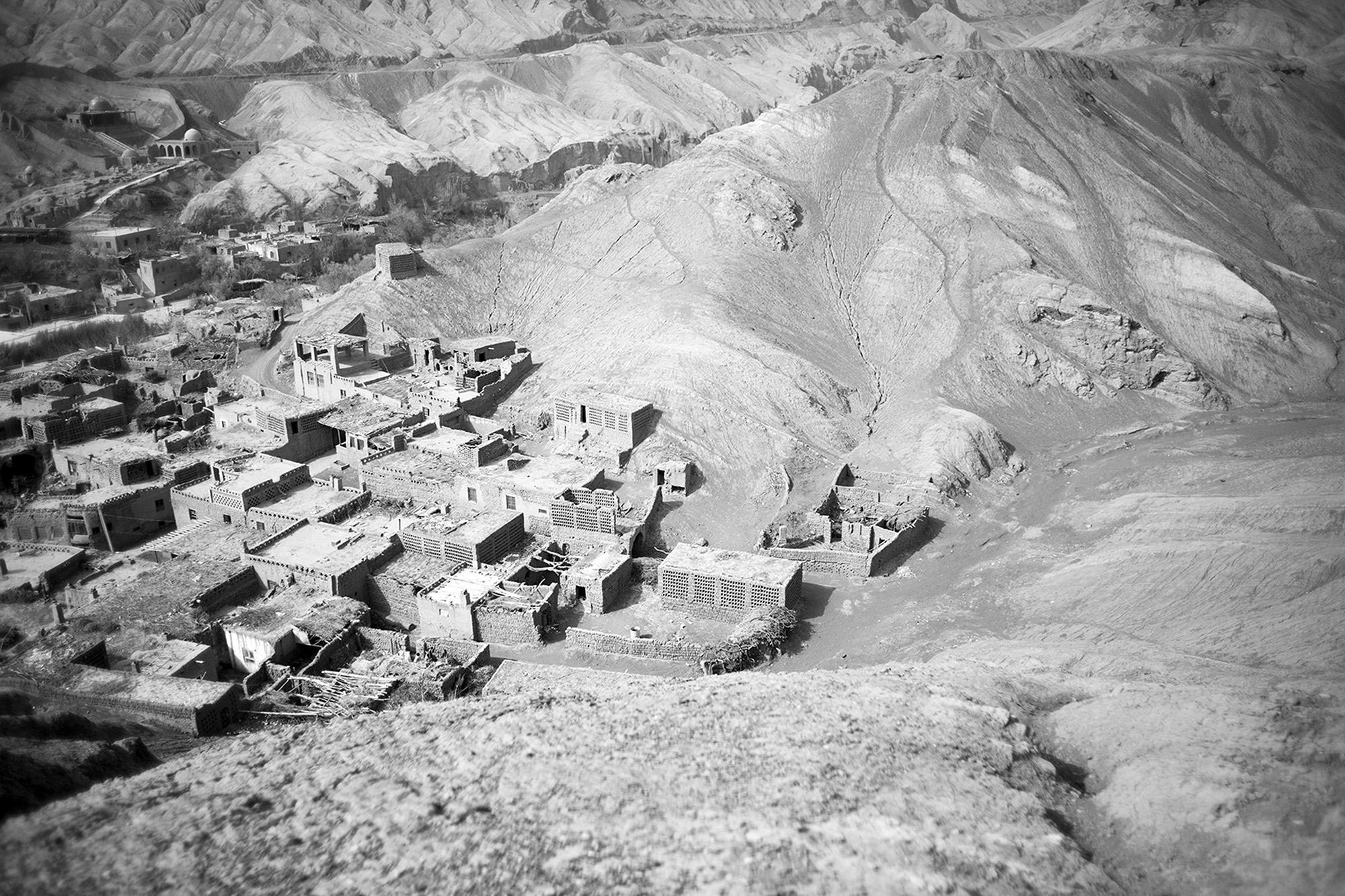Xinjiang Région ouïghoure Maxime Crozet Identité Chine Tuyok