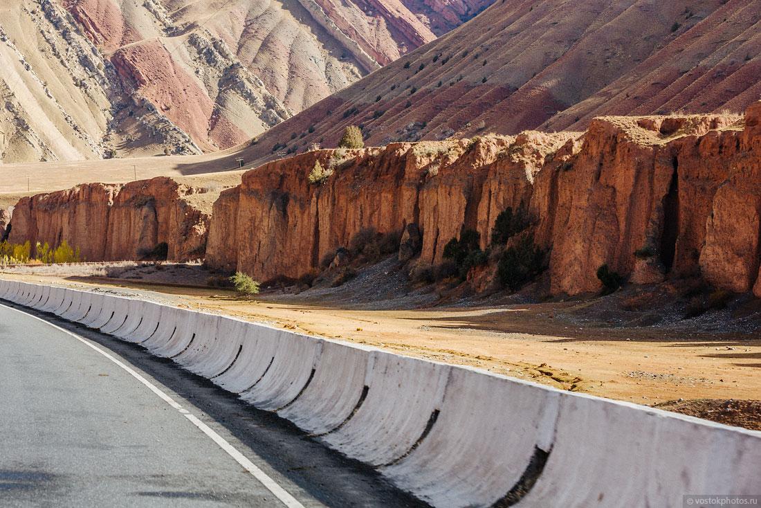 Kirghizstan Pamir Montagne Reportage Paysages Route