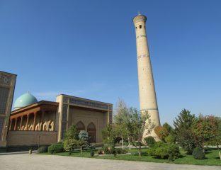 Ouzbékistan Tachkent Mosquée Vendredi Architecture Monuments