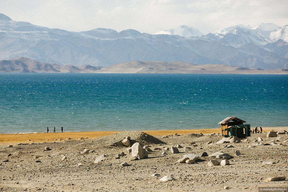 Tadjikistan Pamir Montagne Reportage Paysages Lac Karakoul Eau