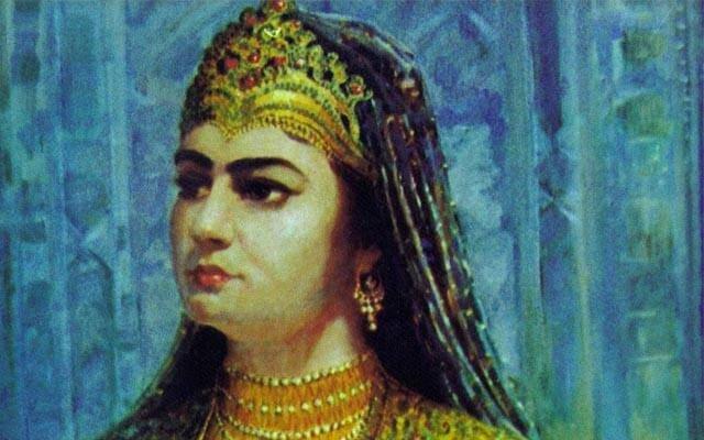 Ouzbékistan femme Nadira