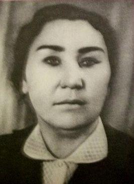 Ouzbékistan Khadija Souleymanova
