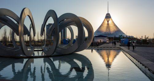 Asie centrale Astana Kazakhstan Investissement Boston Consulting Group Etude Economie