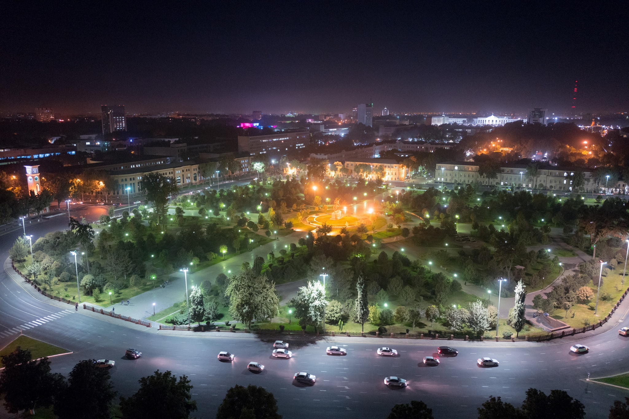 Tachkent Ouzbékistan Economie