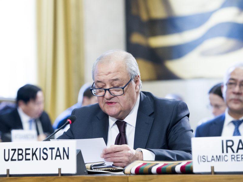 Ouzbékistan Abdulaziz Kamilov CASA-1000 Electricité Afghanistan Kirghizstan Tadjikistan Pakistan