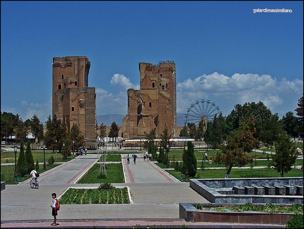 Ouzbékistan Chakhrisabz Kenegesses Dynastie Histoire oubliée