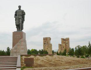 Tamerlan Timour Ouzbékistan Chakhrisabz Kenegesses Dynastie Histoire oubliée