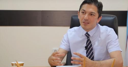 Atabek Nazirov Ouzbékistan