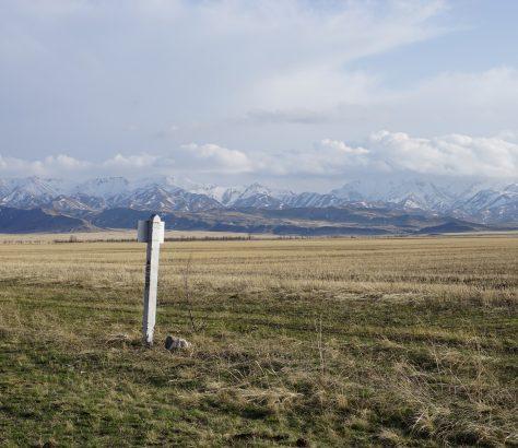 Altyn-Emel parc national Kazakhstan