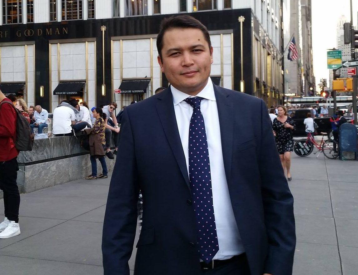 Odilbek Isakov Ouzbékistan