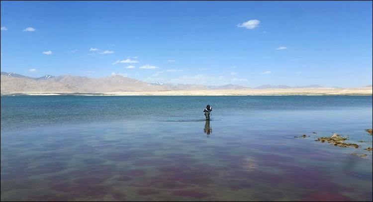 Tadjikistan Lac Sassyk-Koul