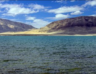 Tadjikistan Lac Sassyk-Koul Uranium Energie