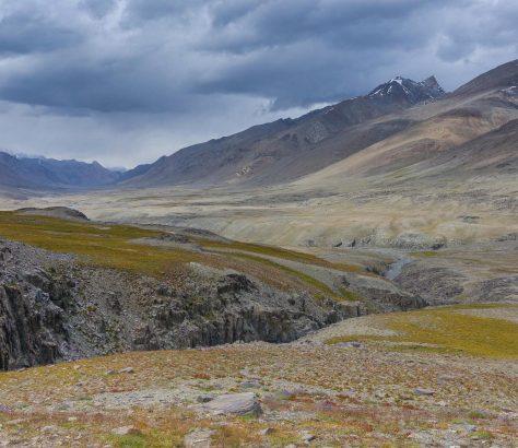 Pamir Glacier Société géographique russe Tadjikistan Fonte Réchauffement climatique