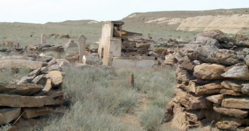 Manguistaou Fouilles Mosquées Souterraines Kazakhstan Archéologie histoire