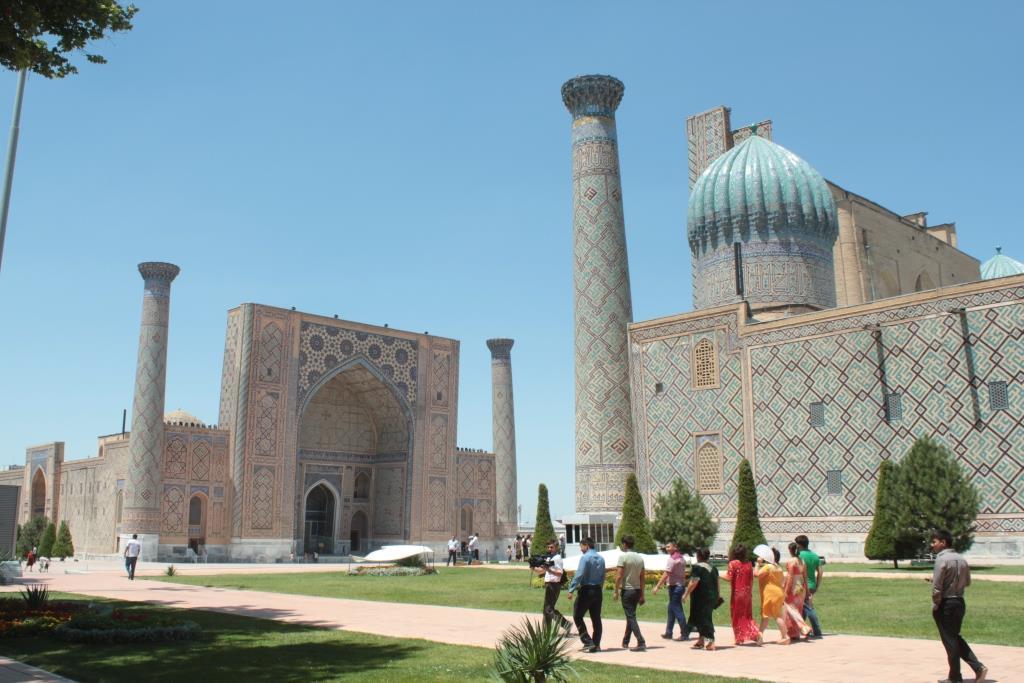 rencontres Ouzbékistan