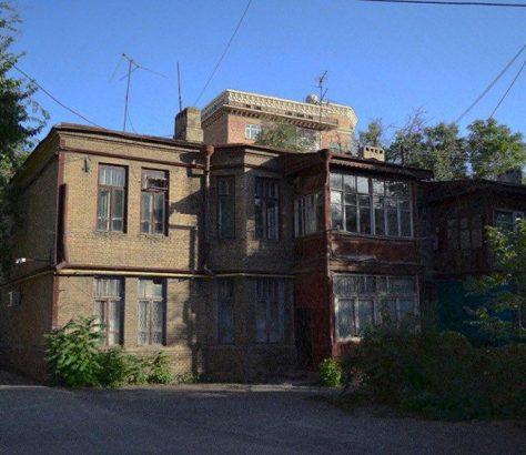 Patrimoine Tashkent
