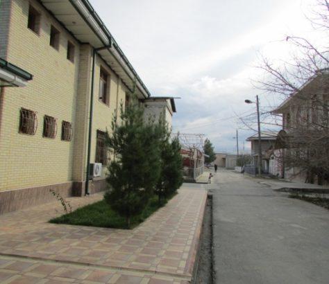 Samarcande Patrimoine Mahallah Démolition Quartier Historique