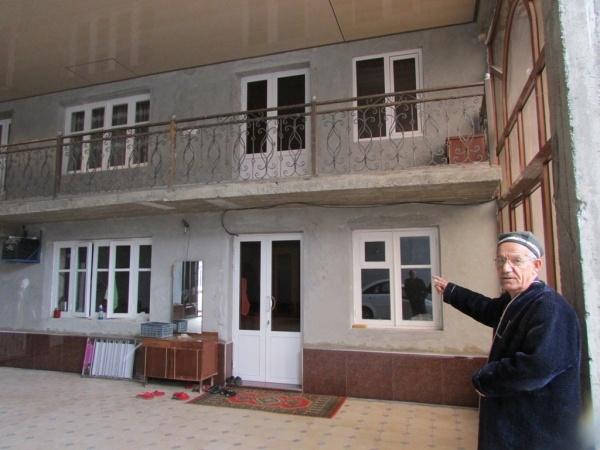 Samarcande Patrimoine Mahallah Démolition Quartier Historique Habitants