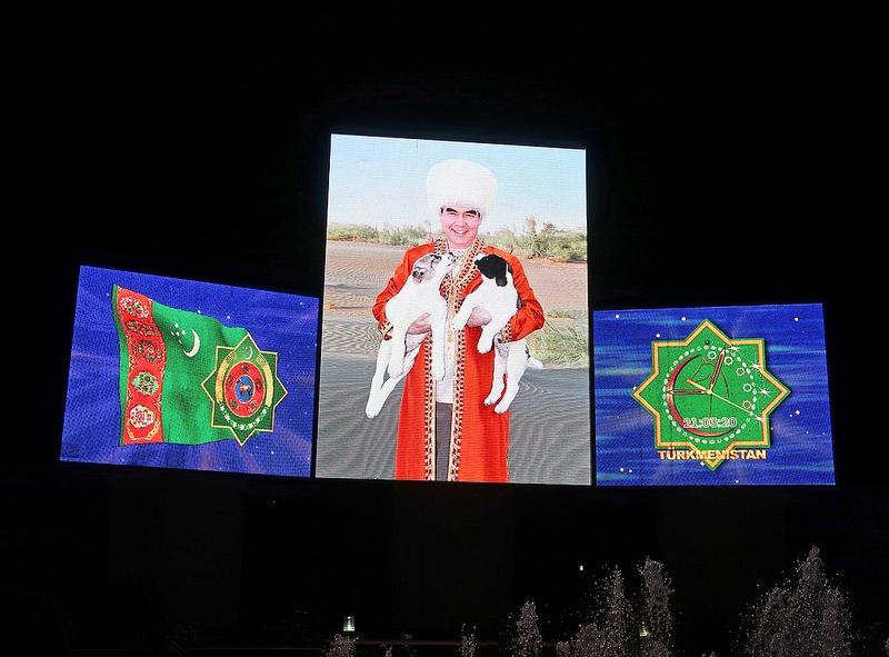 Gourbangouly Berdimouhamedov Turkménistan Président Armée Militaire