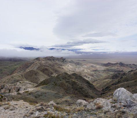 Altyn Emel Kazakhstan Montagnes
