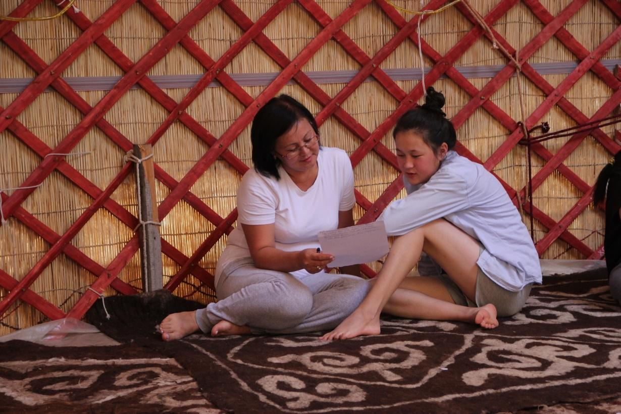Tradition et Modernité Kirghizstan Réflexion