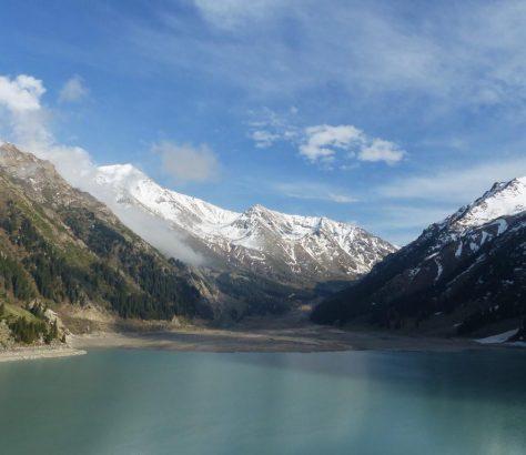 Kazakhstan Grand Lac Almaty