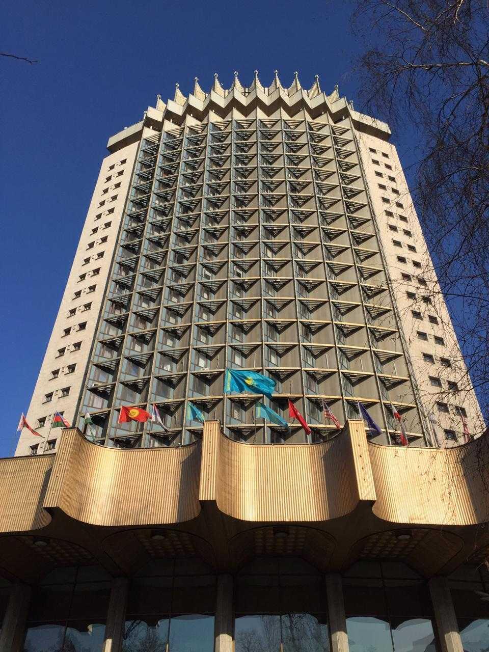 grand hotel almaty Kazakhstan Architecture