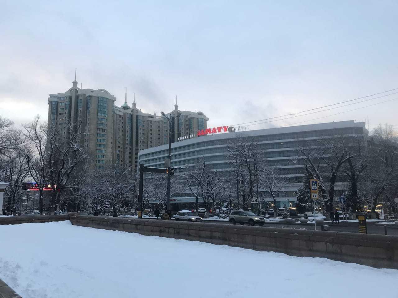 Hotel almaty Kazakhstan Architecture
