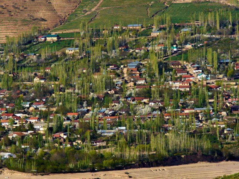 Burchmulla Ouzbékistan Photo du Jour Verdure Printemps