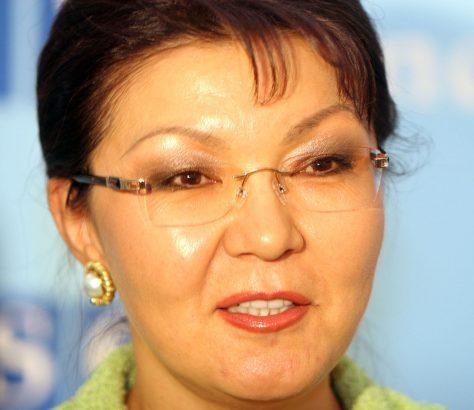 Dariga Nazarbaïeva Sénat Kazakhstan