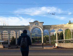Université Al-Farabi Almaty Kazakhstan