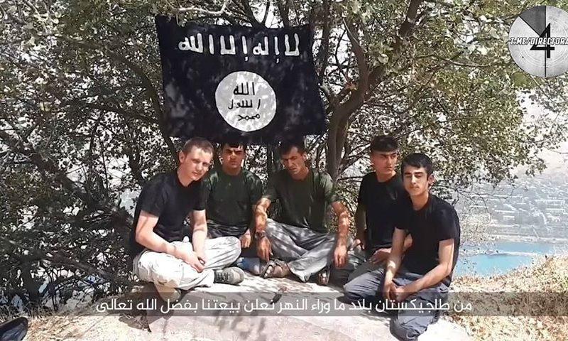 terrorisme tadjik Tadjikistan Daech Etat islamique