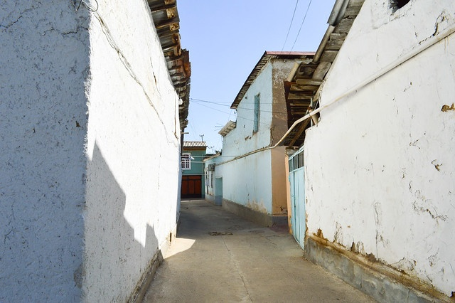 Mahallah Ouzbékistan Tachkent Patrimoine Architecture Histoire Tradition Destruction Danger