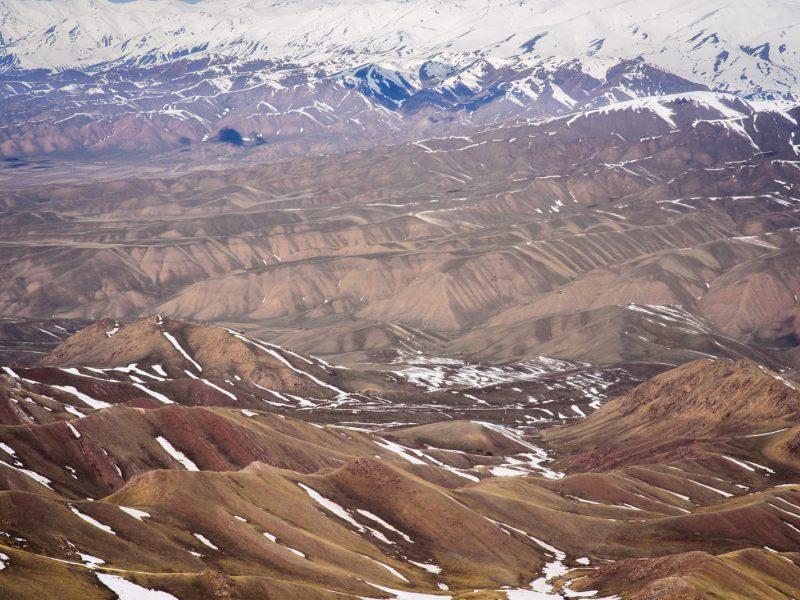 Col Tuz-Ashuu Kirghizstan Photo du Jour Antoine Béguier