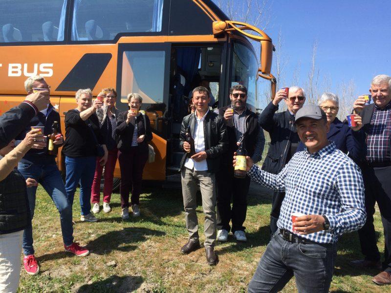 Ouzbékistan Rural Bière Artisanale