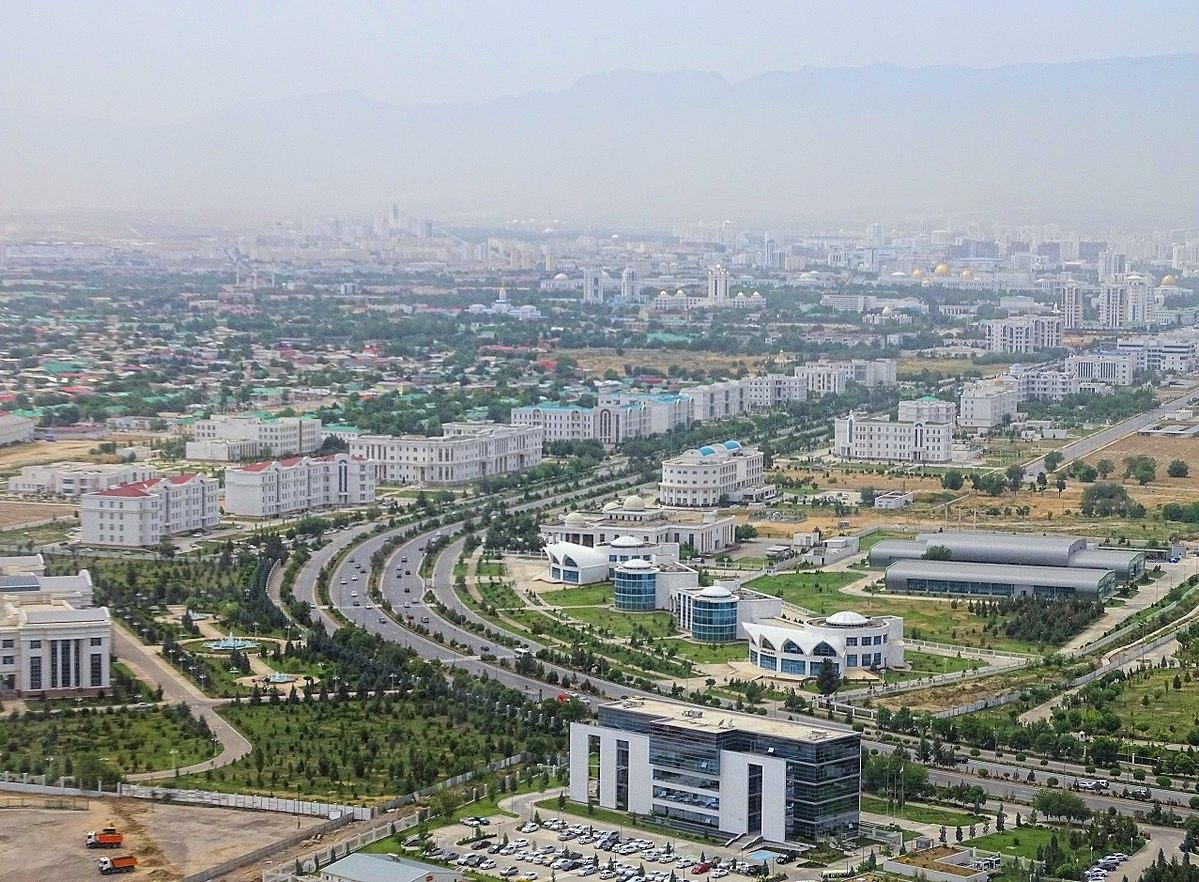 Turkménistan Achgabat Émigration Massive