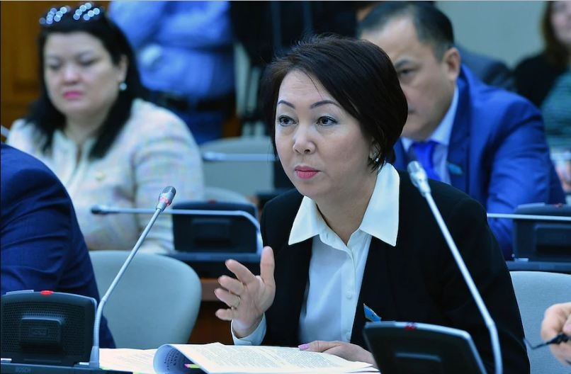 Daniya Yespaïeva Candidate Election présidentielle Kazakhstan