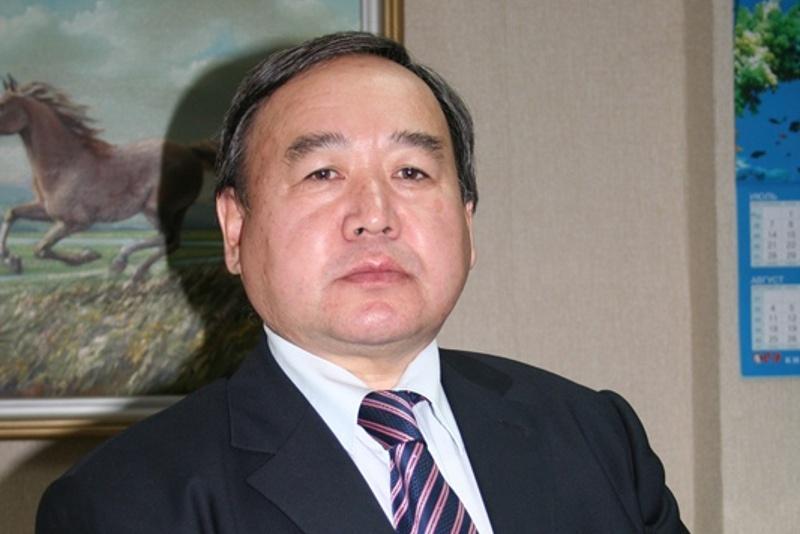 Sadybek Tugel Candidat Election présidentielle Kazakhstan