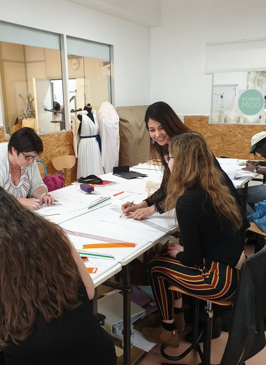 France Paris Gowher Gouvernet Mode Professeur Prêt A Porter