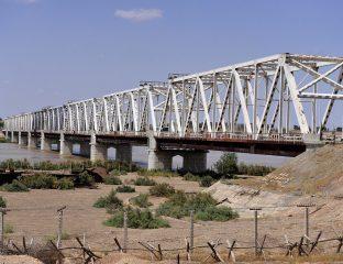 zone commerciale Afghanistan Ouzbékistan