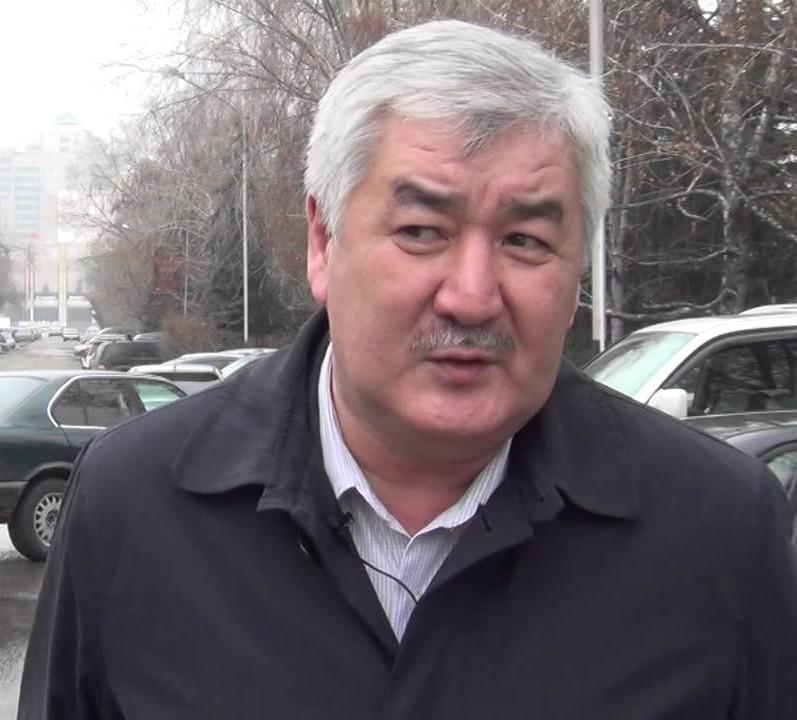 Amirjan Kossanov Candidat Election présidentielle Kazakhstan
