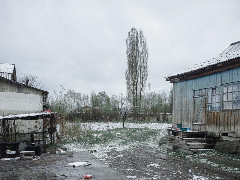 Maison Grigorievka Kirghizstan Photo du Jour